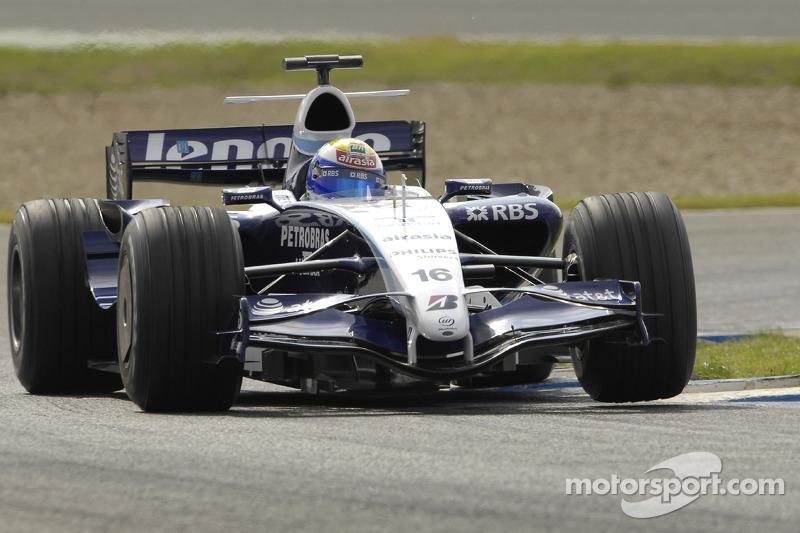 2007: Williams FW29
