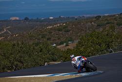 Saturday Superbike practice