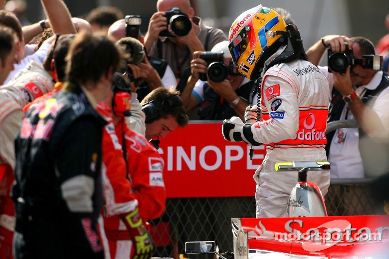 La sexta, en el GP de China 2007
