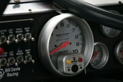 Instrument panel detail