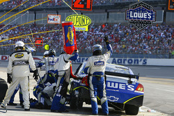 Arrêt maintenance pour Jimmie Johnson