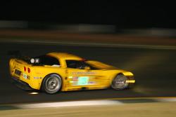 #3 Corvette Racing Corvette C6-R: Johnny O'Connell, Jan Magnussen, Ron Fellows