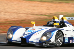 #16 Dyson Racing Team Porsche RS Spyder: Butch Leitzinger, Andy Wallace, Andy Lally