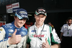 Mark Winterbottom, Steven Richards  (Ford Performance Racing Ford Falcon BF)