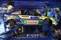 Le garage BP Ford