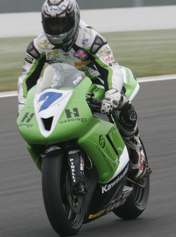 118-D.Perret-Kawasaki ZX 6R-Scratch Moto Racing Team