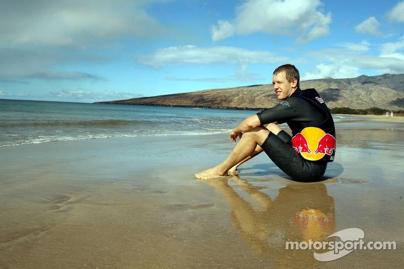 Себастьян Феттель, Scuderia Toro Rosso на Гаваях