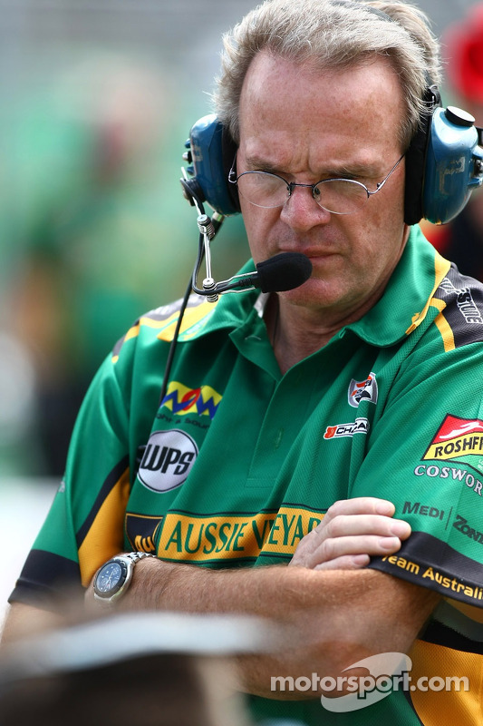 Team Australia team member