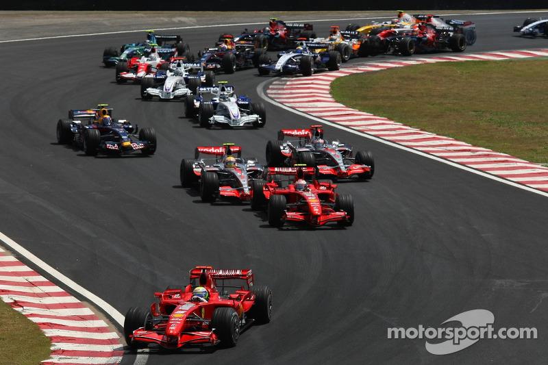6. Гран Прі Бразилії-2007