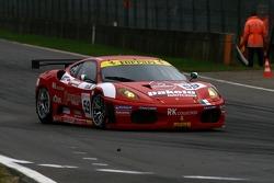 #59 Advanced Engineering Ferrari 430: Rui Aguas, Maurizio Mediani