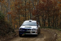 Клаудиу Давид и Михаэла Бельди, OMV Mitsubishi Lancer Evo 9 Gr. N