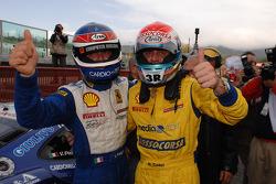 Trofeo Pirelli: V. Postiglione and N. Cadei