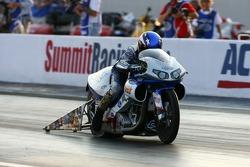 Friday Pro Stock Motorcycle