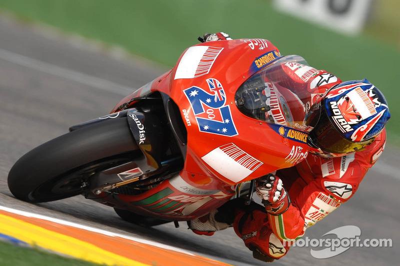 Ducati Desmosedici 2007 - Casey Stoner