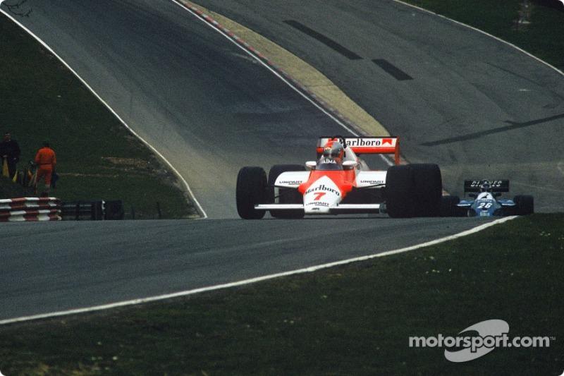 John Watson, McLaren-Cosworth MP4/1C (1983)