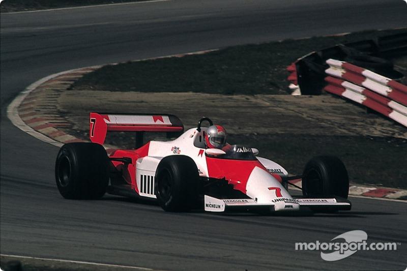 McLaren MP4/1C (1983)