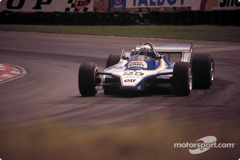 8º Ligier