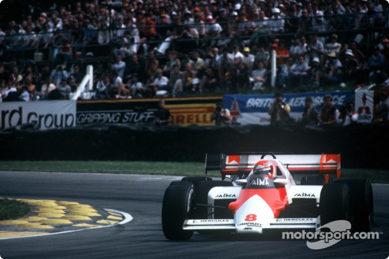 1984: McLaren MP4/2