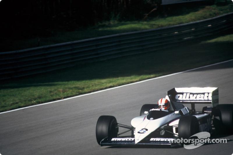 23. Marc Surer (81 GPs)