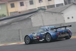 #94 Speedy Racing Team Spyker C8 Spyder GT2R: Andrea Belicchi, Andrea Chiesa, Jonny Kane