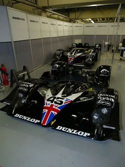 Embassy Racing Radical SR9 - Judd