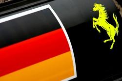 Scuderia Ferrari, pitboard