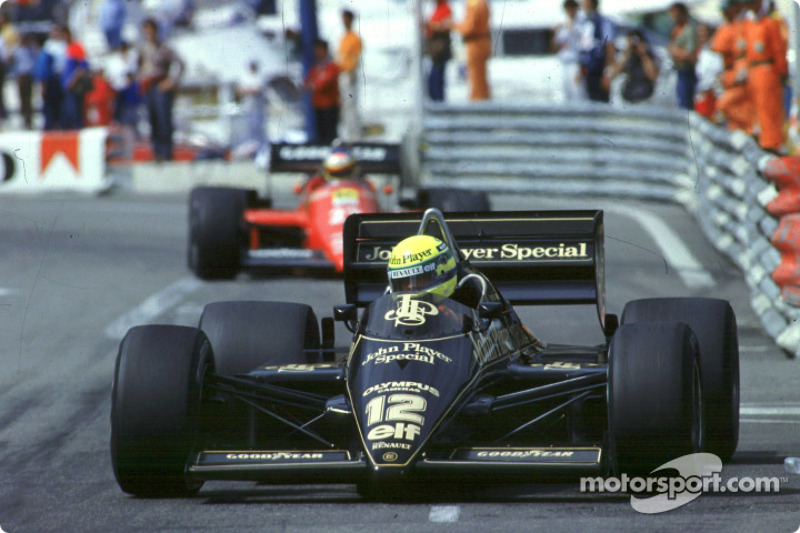 Lotus-Renault 97T von 1985