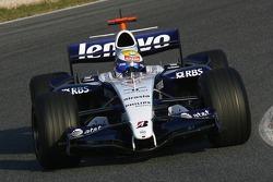 Nico Rosberg, WilliamsF1 Team, FW29-B