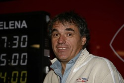 Guy Boetlander, Meteorlogist, Citroen Total World Rally Team