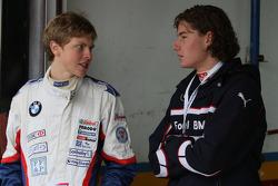 Henry Arundel, Fortec Motorsport and Luuk Glansdorp, Fortec Motorsport