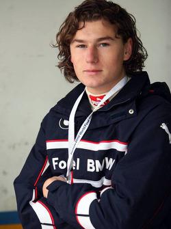 Luuk Glansdorp, Fortec Motorsport