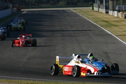 Daniel Campos-Hull, Eifelland Racing and Alexander Rossi, Eurointernational