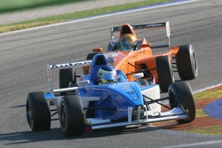 Carlos Huertas, Double R Racing and Esteban Gutierrez, Autotecnica