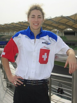 Rahel Frey, A1 Team Switzerland