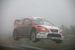 Luis Perez Companc and Jose Volta, Ford World Rally Team, Ford Focus RS WRC