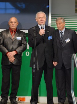 Kamaz-Master, Moscow Sport Motor Tuning Exhibition: Semen Yakubov