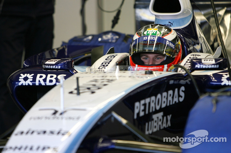Ніко Хюлькенберг, Williams FW29B Toyota