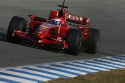 Marc Gene, Test Driver, Scuderia Ferrari, F2007
