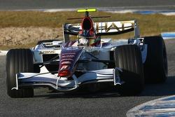 Vitantonio Liuzzi, Force India F1 Team, F8-VII-B