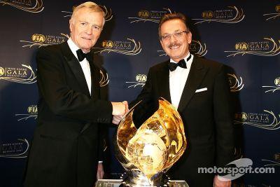 2007年国际汽联颁奖典礼(摩纳哥)