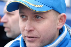 Kamaz-Master ceremonial start on the Red Square in Moscow: Andrey Mokeev
