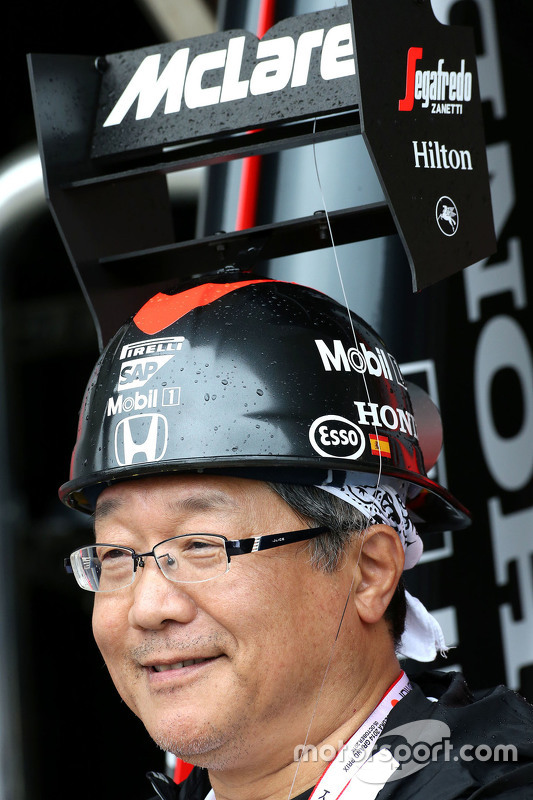 Fan of McLaren Honda