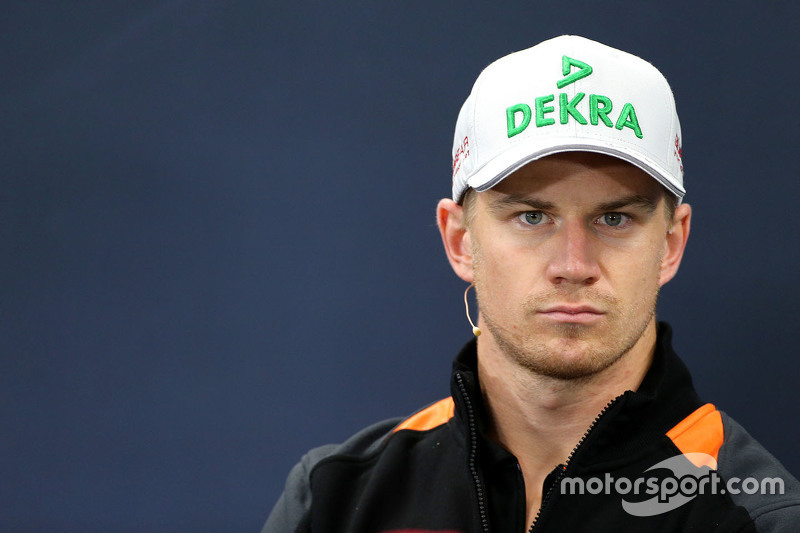 Nico Hülkenberg, Sahara Force India F1