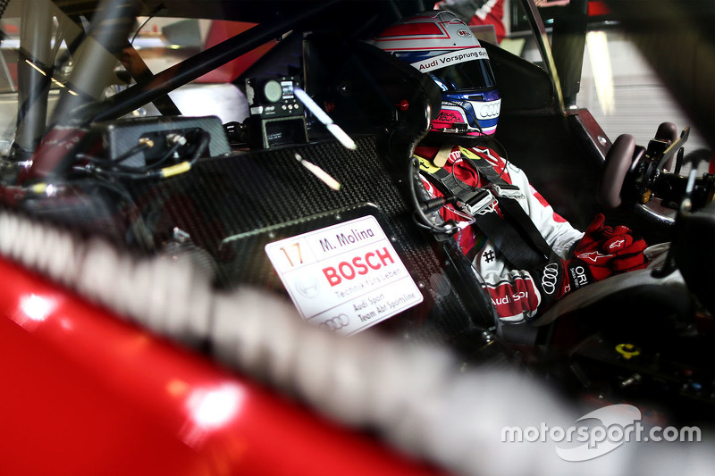 Мігель Моліна, Audi Sport Team Abt Audi RS 5 DTM