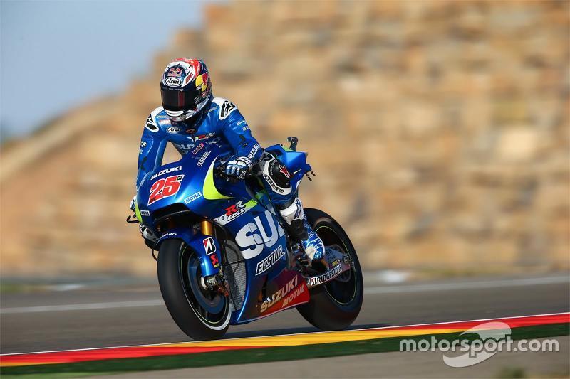 Маверік Віньялес, Team Suzuki MotoGP