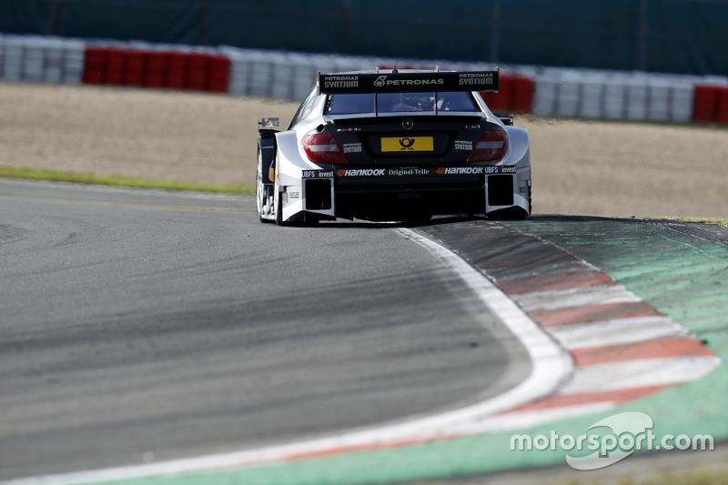 Christian Vietoris, HWA AG, Mercedes-AMG C63 DTM