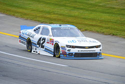 Brennan Poole, HScott Motorsports with Chip Ganassi