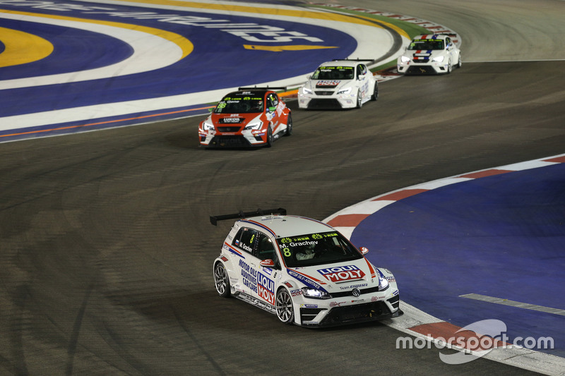 Михайло Грачов, Volkswagen Golf TCR, Liqui Moly Team Engstler