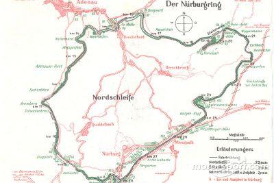 الذكرى الـ 90 لإنشاء حلبة نوربروغرينغ