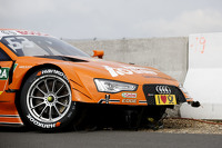 Coche estrellado de Jamie Green, Audi Sport Team Rosberg Audi RS 5 DTM